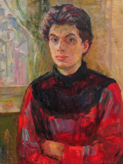 Портрет Франсуа