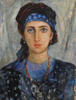 Портрет Веды.