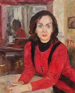 Портрет Желудковой Н.И.