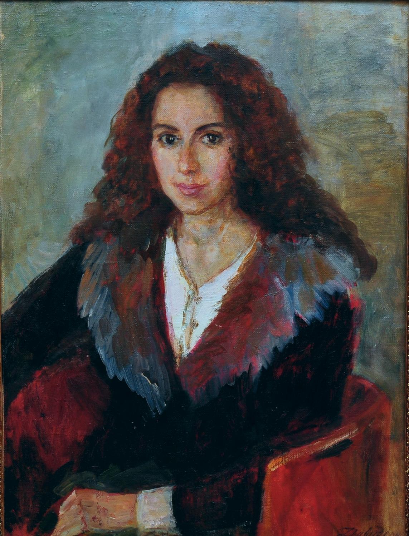 Портрет Лики.