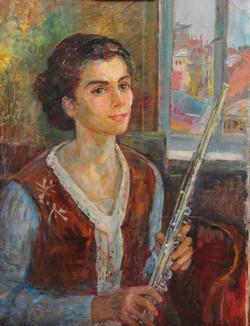 флейтистка из Кишинева