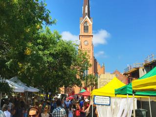 Farmers Market in Charleston