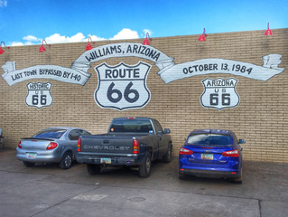 Get Your Kicks on Route 66 (or not)