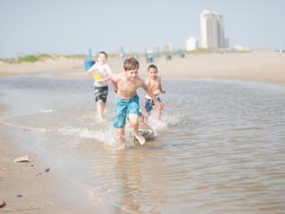 Stewart Beach, Galveston
