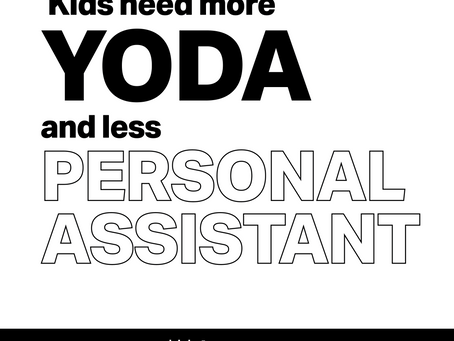 Kids Need More Yoda