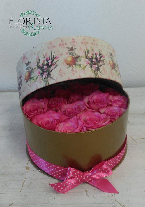 Caixa de Rosas Fechada