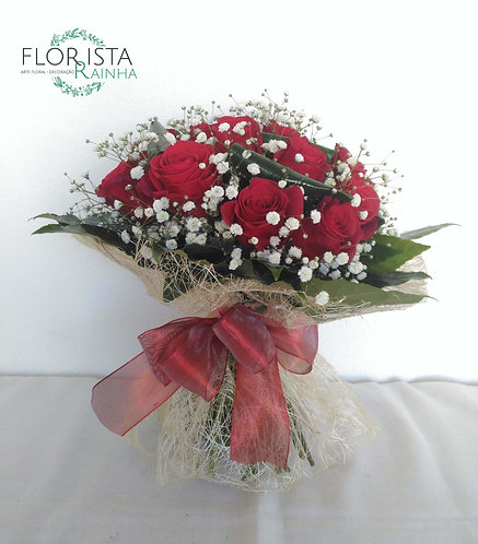Bouquet Rosas I