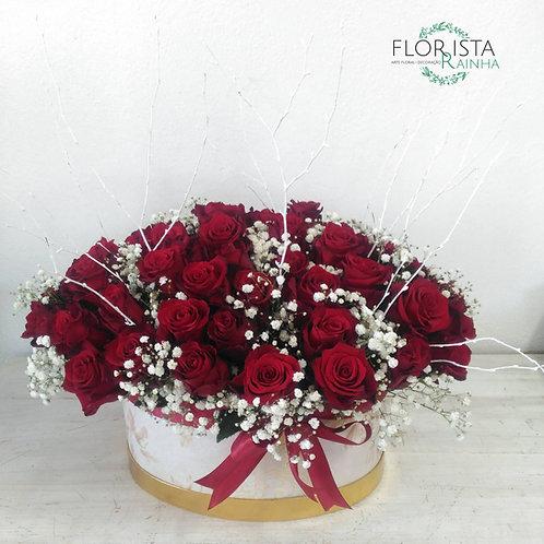Caixa Rosas