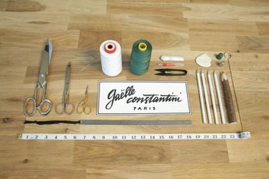 Le matériel à votre disposition