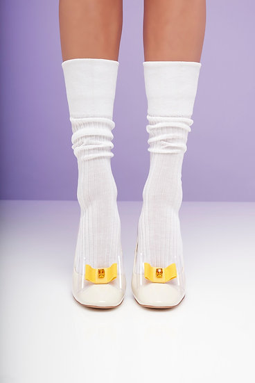 """The sun"" shoe accessories"