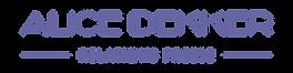 Logo Alice Dekker Relations Presse