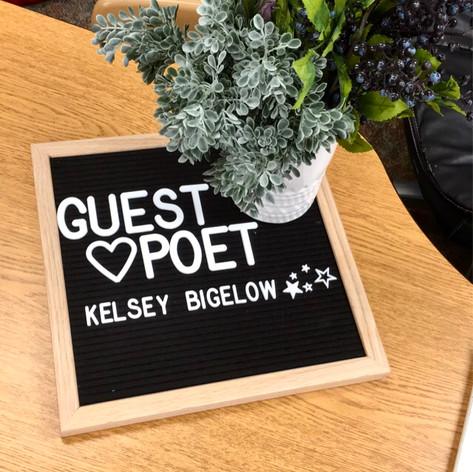 Kelsey Bigelow_Guest Poet