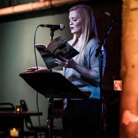 Kelsey Bigelow featuring at Riverview Artist Salon
