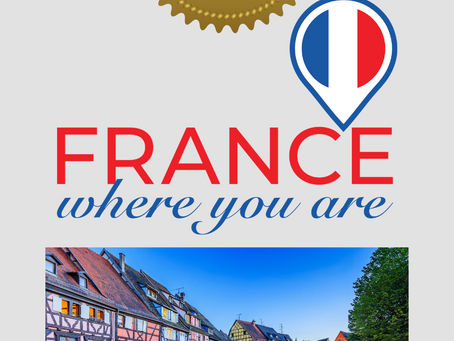 Top 100 French Blogs feature for France Where You Are