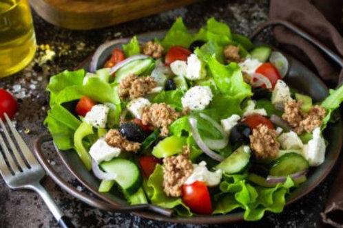 Tuna & Goats Cheese Salad (F) (D)
