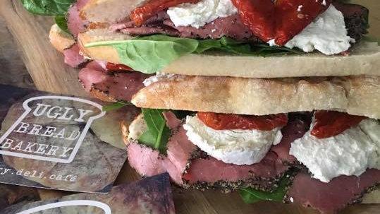 Mixed Meat Ciabattas/Focaccias (D)