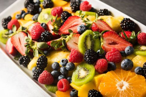 Sliced Fruit Platter (VE)
