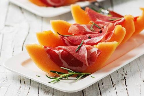 Melon & Parma Ham (D)