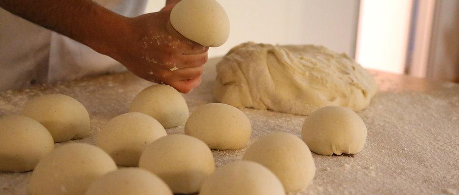 24 x 250g Traditional Dough Balls with Sourdough