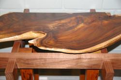 Koa Console Table