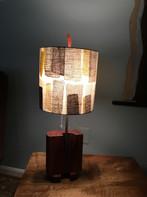 Tasmanian Blackwood Mid-Century Modern Lamp