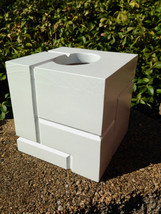 Mid Century Modern Tissue Box Cover