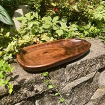 Rustic Walnut Crotch Wood Bowl