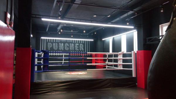 Новый зал клуба PUNCHER открыт!