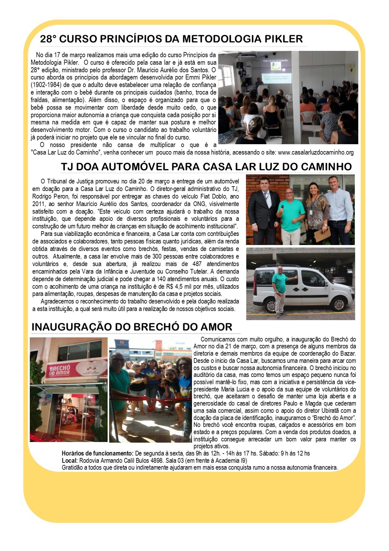 Informativo 03/18