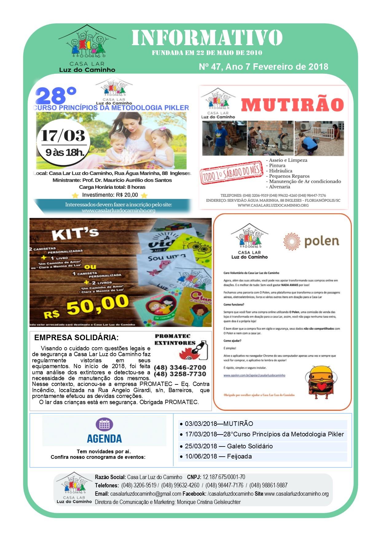 Informativo 02/18