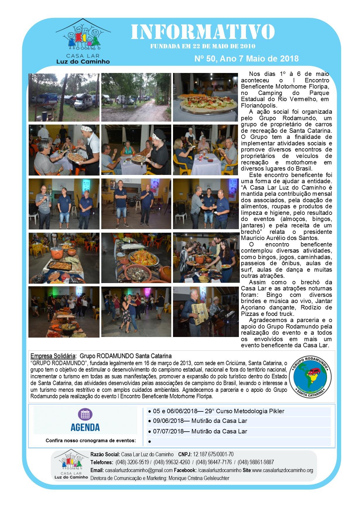 Informativo 05/18