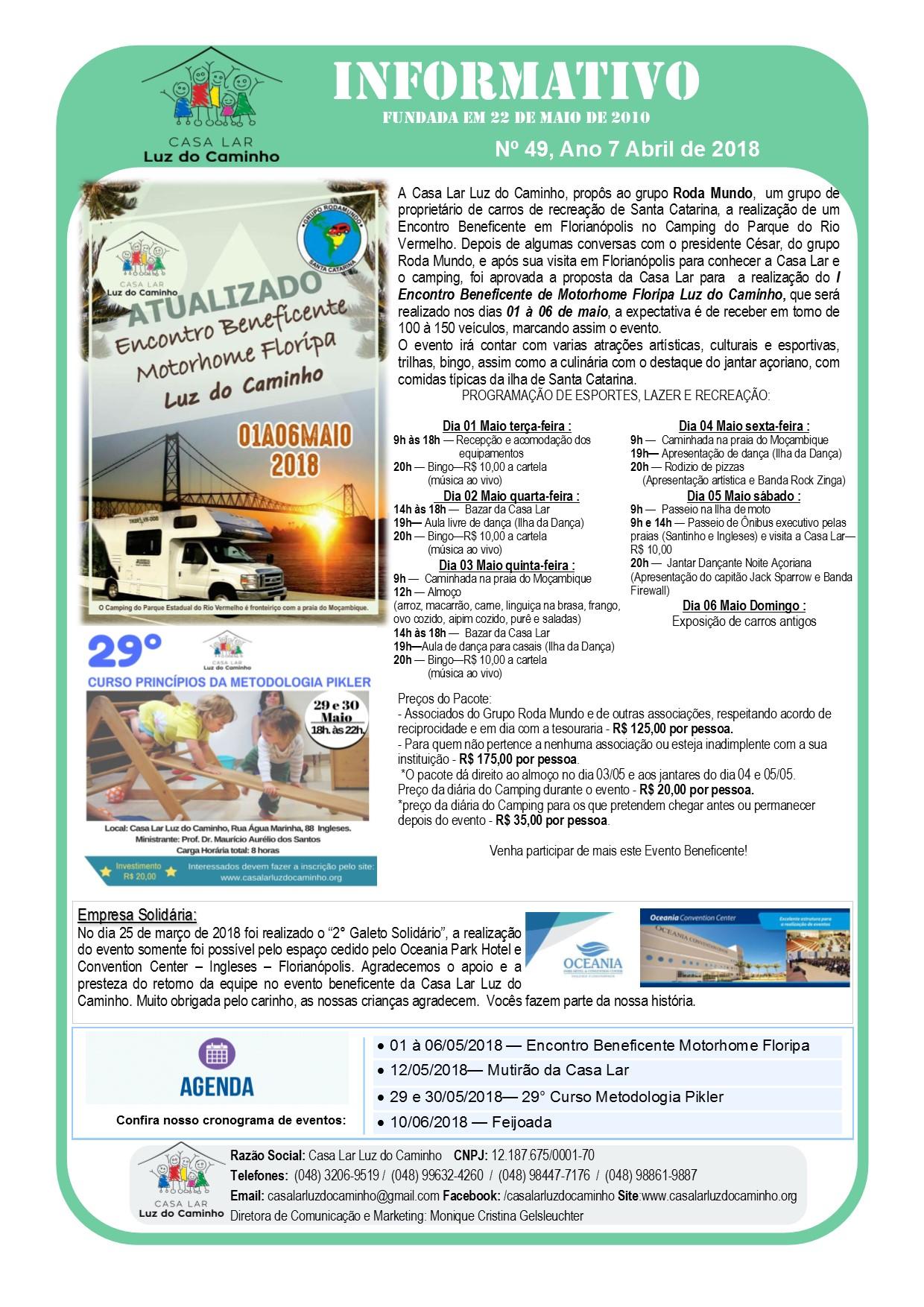 Informativo 04/18