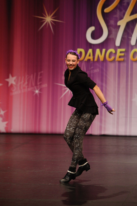 Photo courtesy of Shine Dance Competition