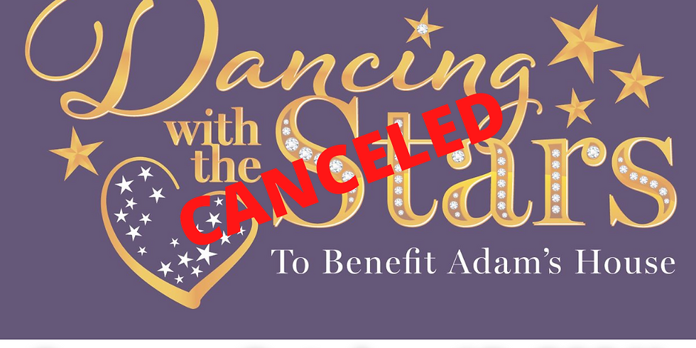 Dancing With the Stars to Benefit Adam's House - CANCELED