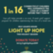 Light Up Hope This Holiday Season