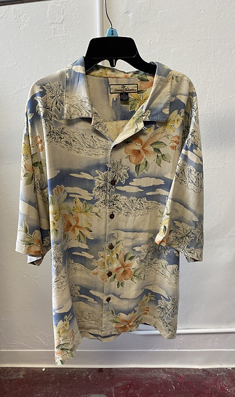 Vintage Tony Bahama's Hawaiian Shirt
