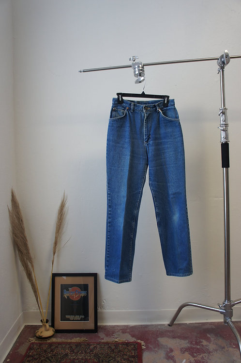80s Lee Straight Leg Jeans