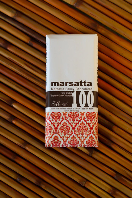100% Cacao Single Origin Plantation Bar  (Grande)