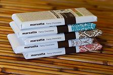 Marsatta chocolate bars