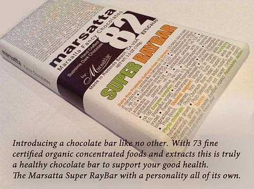 Marsatta 82% Super Ray Bar