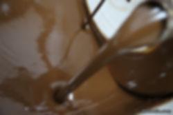 pure, delicious chocolate