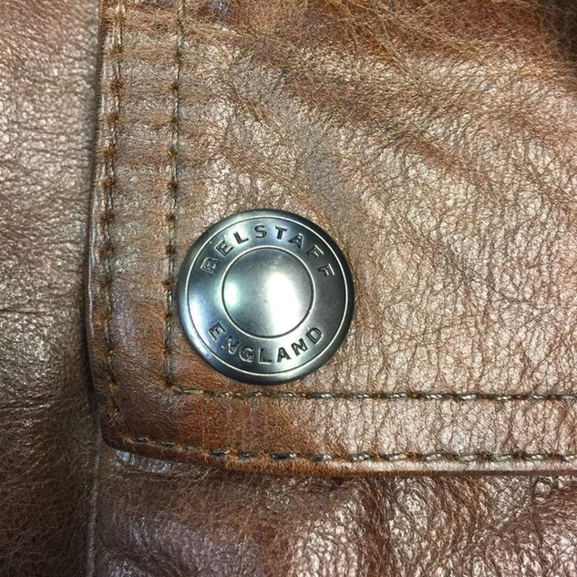 Belstaff is a top quality brand.