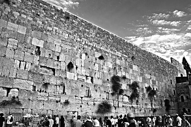 El Muro de los Lamentos