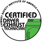 Cetified Dryer Exhaust Technician