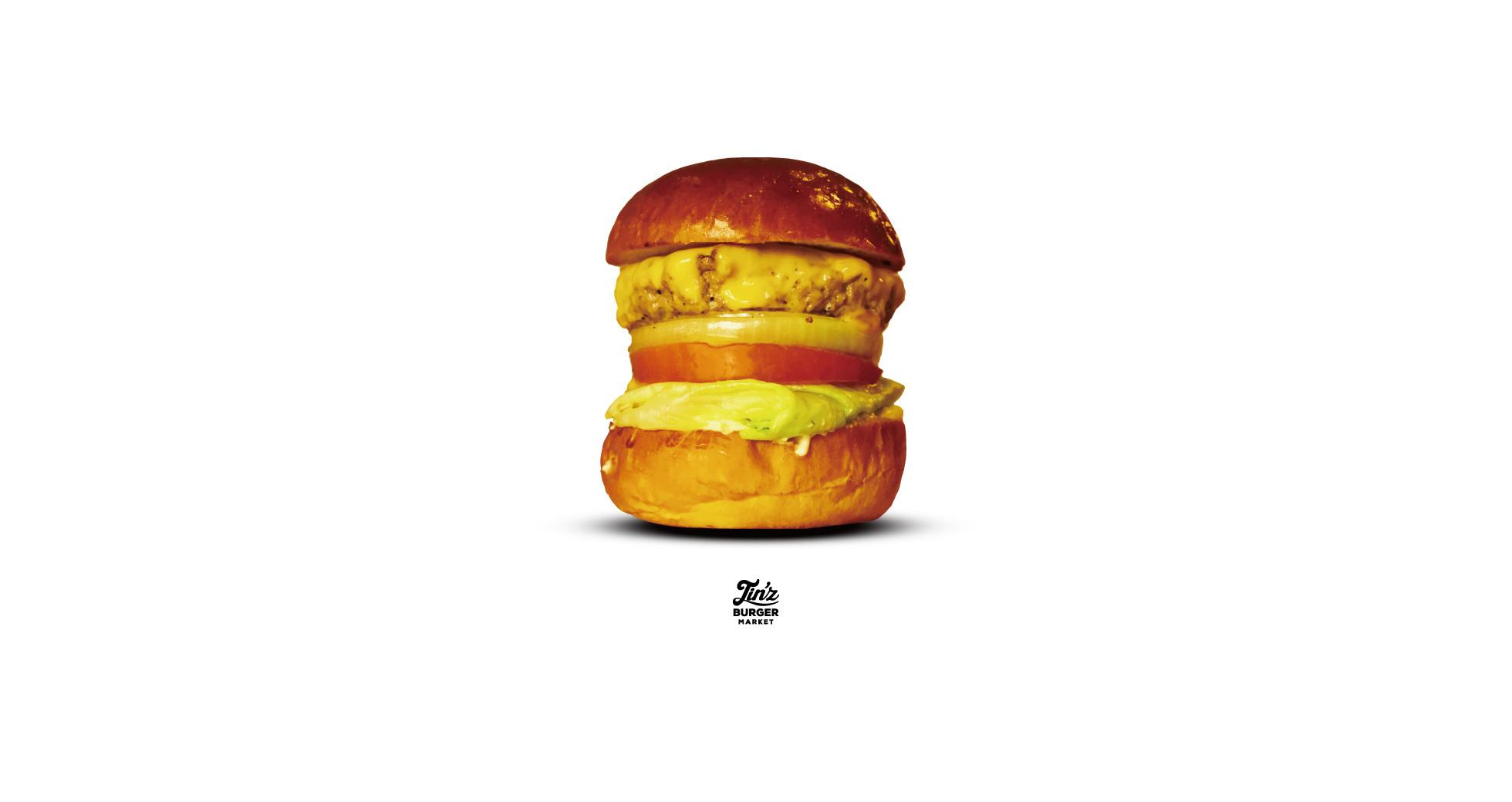 バーガー マーケット チーズ
