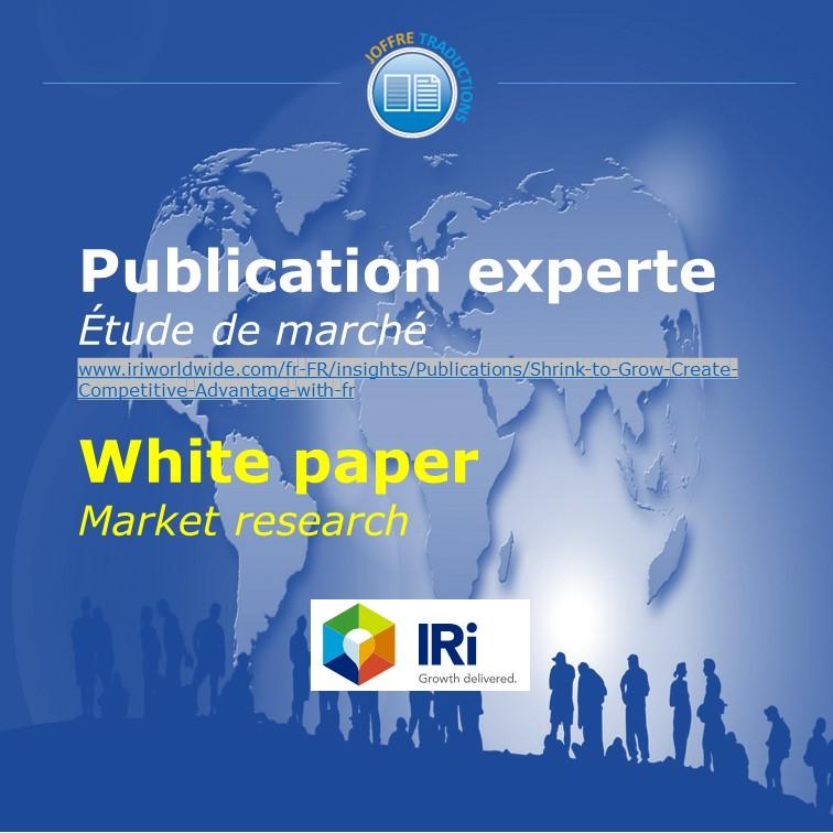 Publication experte en ligne