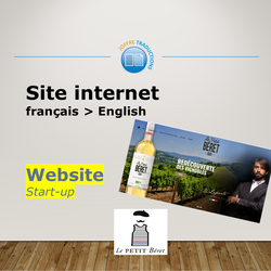 Site web 2019 LE PETIT BERET