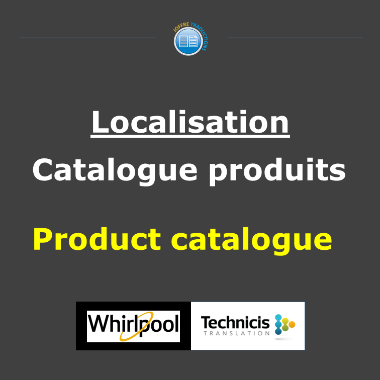 Catalogue Whirlpool