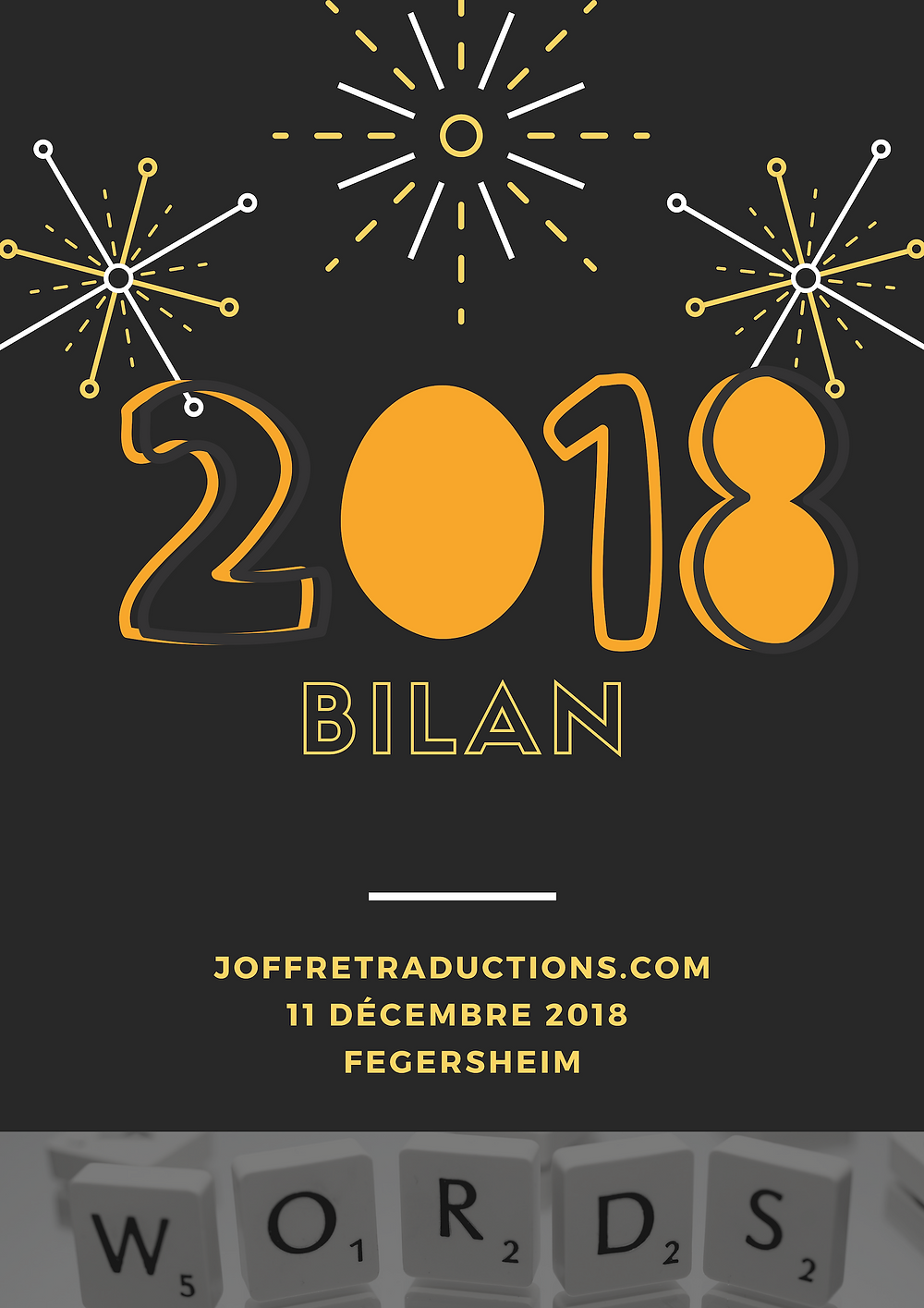 affiche bilan 2018 Joffre traductions