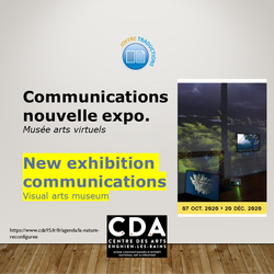 Communications expo Musée CDA 2020